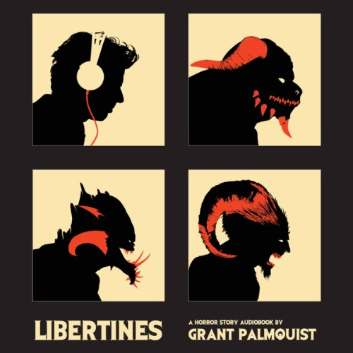 Libertines audiobook cover art