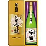 菊正宗 超特選 嘉宝蔵 生もと純米吟醸 1.8L