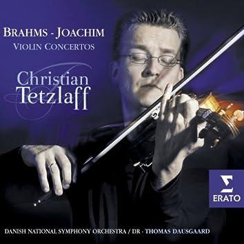 Brahms & Joachim: Violin Concertos