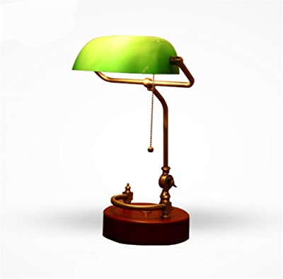 Amazon.com: LE Lámpara de mesa LED tradicional para sala de ...