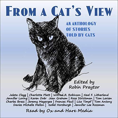 From a Cat's View Audiobook By Robin Praytor - editor cover art