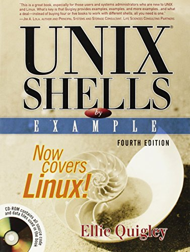 UNIX Shells by Example (4th Edition)