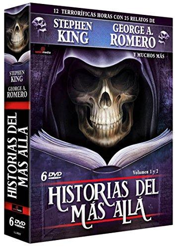 Historias del mas allá 1 + 2 [DVD]