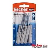 Fischer vite prigioniera STS, 10x 100e UX K SB, Samo, 90486