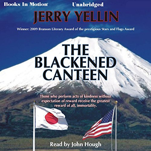 The Blackened Canteen audiobook cover art
