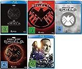 Marvel's Agents of S.H.I.E.L.D. Staffel 1-5 [Blu-ray]