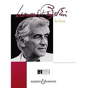 Bernstein for Horn: Horn und Klavier.