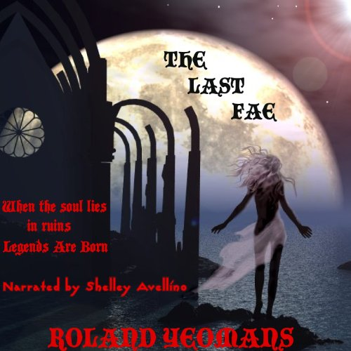 The Last Fae audiobook cover art