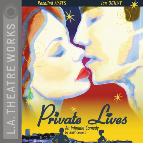 Private Lives audiobook cover art