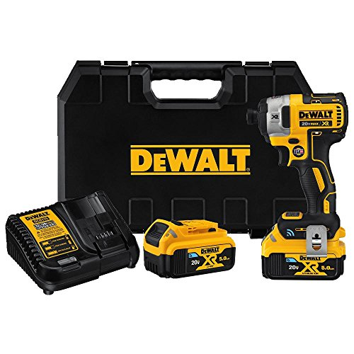 DEWALT 20V MAX XR Impact Driver with Bluetooth Kit (DCF888P2BT)