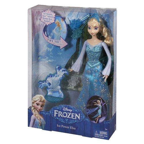 Disney Frozen Poupée Elsa Action, 0506079