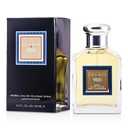 Aramis - 900 Herbal Eau De Cologne Spray 100Ml/3.4Oz - Parfum Homme