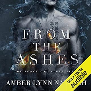 From the Ashes audiobook cover art