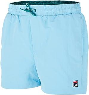 Fila Mens Artoni Swim Shorts - Blue - Medium