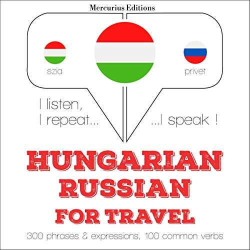 Hungarian – Russian. For travel cover art