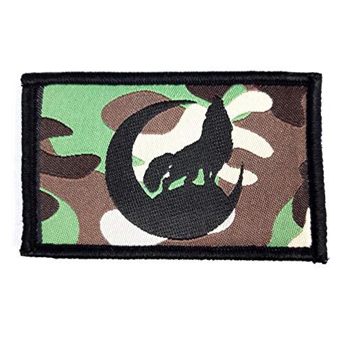 1 x Türk Asker patch ca. 8 cm x 5 cm patch met klittenbandsluiting Turkse speciale eenheid Özel Tim Türkiye Turkije leger camouflage Ayildiz shirt Kiyafet Pec Dirilis Ertugrul Osmanli