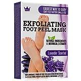 Best Foot Peels - Exfoliating Foot Peel Mask - Two Pairs of Review