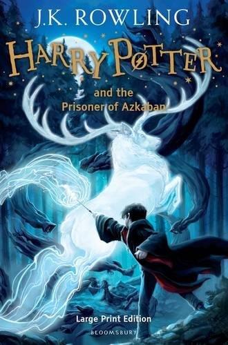 Harry Potter and the Prisoner of Azkaban (Large Print Edition)