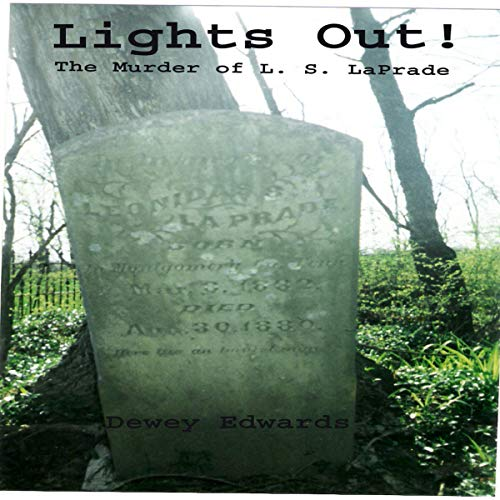 Lights Out! audiobook cover art
