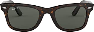 Ray-Ban - Ray Ban Wayfarer, Gafas de Sol Polarizado Unisex