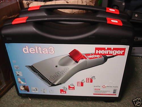 Esquiladora heiniger Delta 3230V 180W Vacas