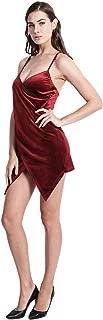 NEOBEAUTY Bodycon Dress Club Party Dress Night Spaghetti Straps Deep V Neck Sleeveless