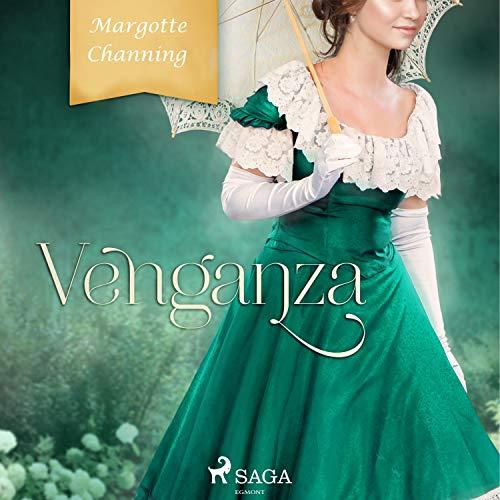 Diseño de la portada del título Venganza