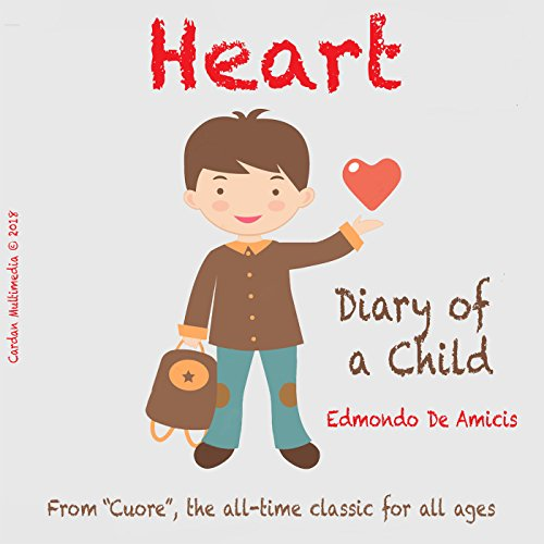 Heart audiobook cover art