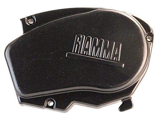 Fiamma F65S Endkappe rechts Deep Black