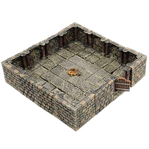 Dwarven Forge Hand Painted Starter Dungeon Set