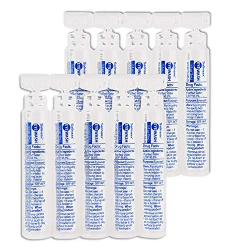Salinaax Sterile Eyewash Solutions (1/2-ounce 10pk)