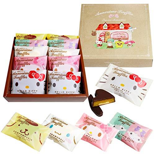 サンリオ安納芋トリュフチョコレート10個入(限定キャラクターズデザイン)