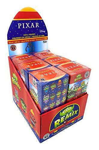 Funko Disney Pixar Alien Remix Mystery Mini Blind Box Display (Case of 12)