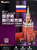 Russian Spassky Tower