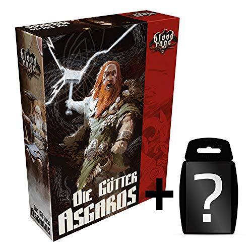 Blood Rage - Die Götter von Asgard - Erweiterung | DEUTSCH | Set inkl. Kartenspiel