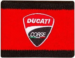 2018 Ducati Corse Team MotoGP Wristband Sweatband Set Official Team Merchandise