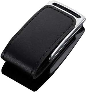 Shuda 1Pcs 4/8/16/32GB Flash USB Flash Drive Cuero Memoria Stick USB Stick Almacenamiento USB DataTraveler Portátil para la Escuela en Casa de la Empresa Black Friday Juguetes 2018 Negro