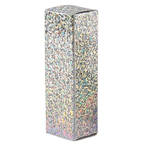 N\C 20 unidades por set de pintalabios con brillo de labios, caja de papel para bricolaje, pintalabios, perfumes, tubo de aceite esencial, estuche de envoltura para bodas y fiestas, paquete pequeño