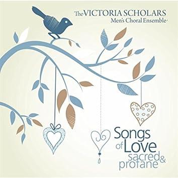 Songs of Love: Sacred & Profane