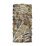 GEORGES Multifunktionstuch Halstuch in vielen verschiedenen Designs vielseitig einsetzbar | Sturmhaube | Schlauchschal | Stirnband | Piratentuch (Nature Camouflage 4)
