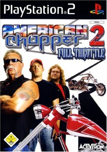 American Chopper 2 - The Full Throttle