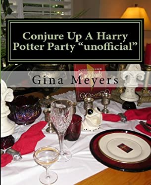 "Conjure Up A Harry Potter Party ""unofficial"""