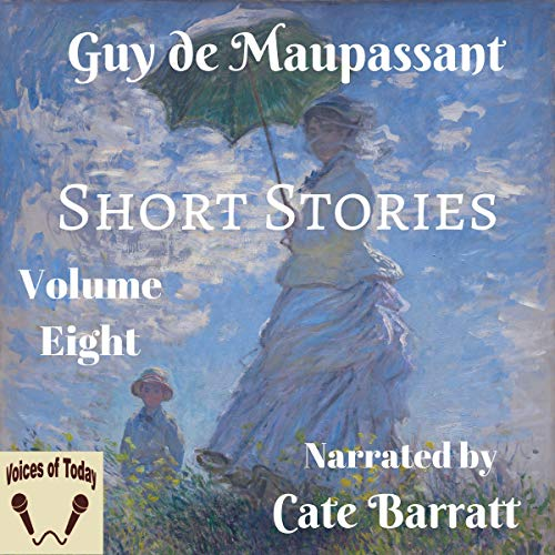 Complete Original Short Stories Volume VIII cover art