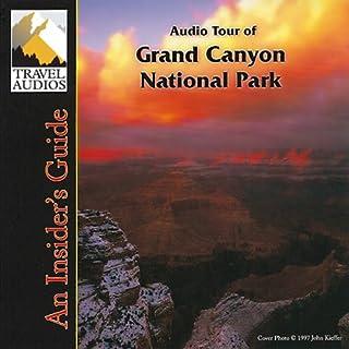 Grand Canyon National Park, Audio Tour audiobook cover art