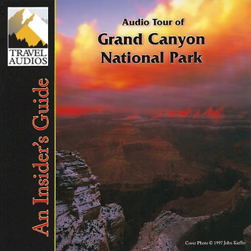 Grand Canyon National Park, Audio Tour audiobook cover art