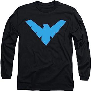Popfunk Nightwing Logo Longsleeve T Shirt & Stickers