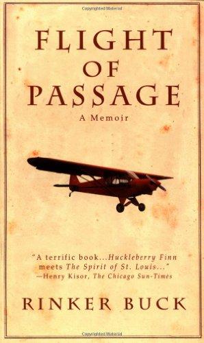 Flight of Passage: A Memoir