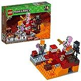 Lego Minecraft - El Combate en el Infierno (21139)