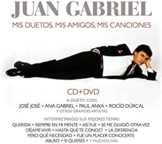 Best cd duetos de juan gabriel Reviews