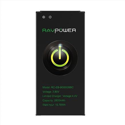 Galaxy S5 Batteria 2800mAh RAVPower Batteria di Ricambio per Samsung Galaxy S5